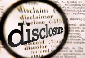 Job Disclosure