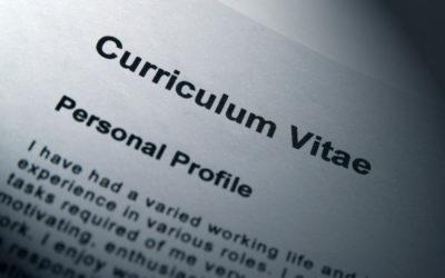 Fraudulent CV's