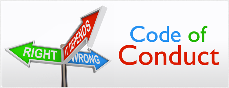 benefits of code of conduct A well-written code of conduct defines an organization's mission, values, and policies, connecting them with standards of professional conductvisit sodexo to check out the code of conduct guide for sodexo suppliers also the statement of business integrity.