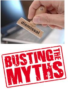 Myths About Dismissals