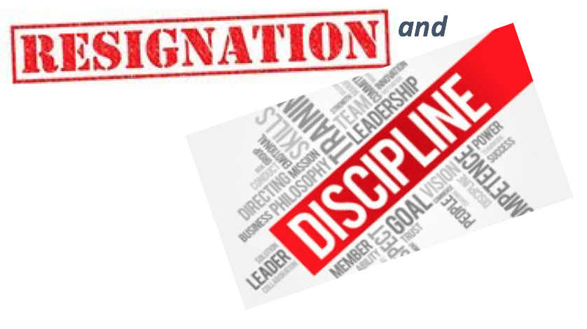 Can An Employer Discipline An Employee Who's Resigned?