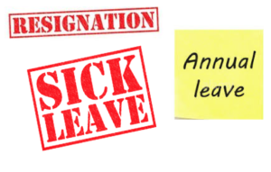Can An Employee Take Leave After Giving Notice