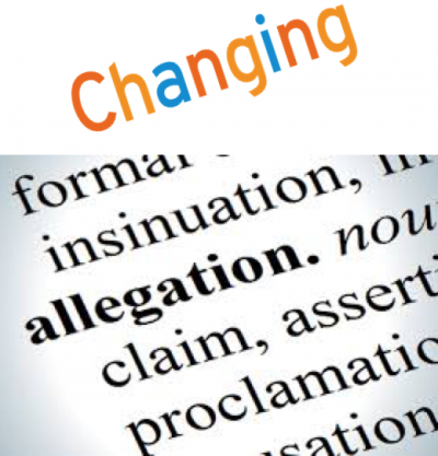 Can Allegations Against An Employee Be Changed During A Disciplinary Hearing?
