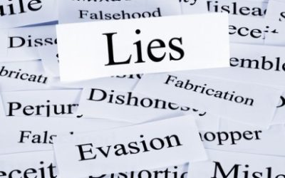 Can an employer dismiss an employee for lying?