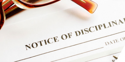 Elements of a notice to attend a disciplinary enquiry