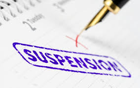 Employee Suspension: Employers STILL getting it wrong