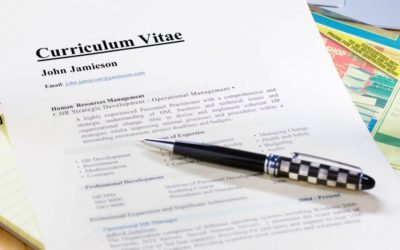 Jail time for lying on your CV
