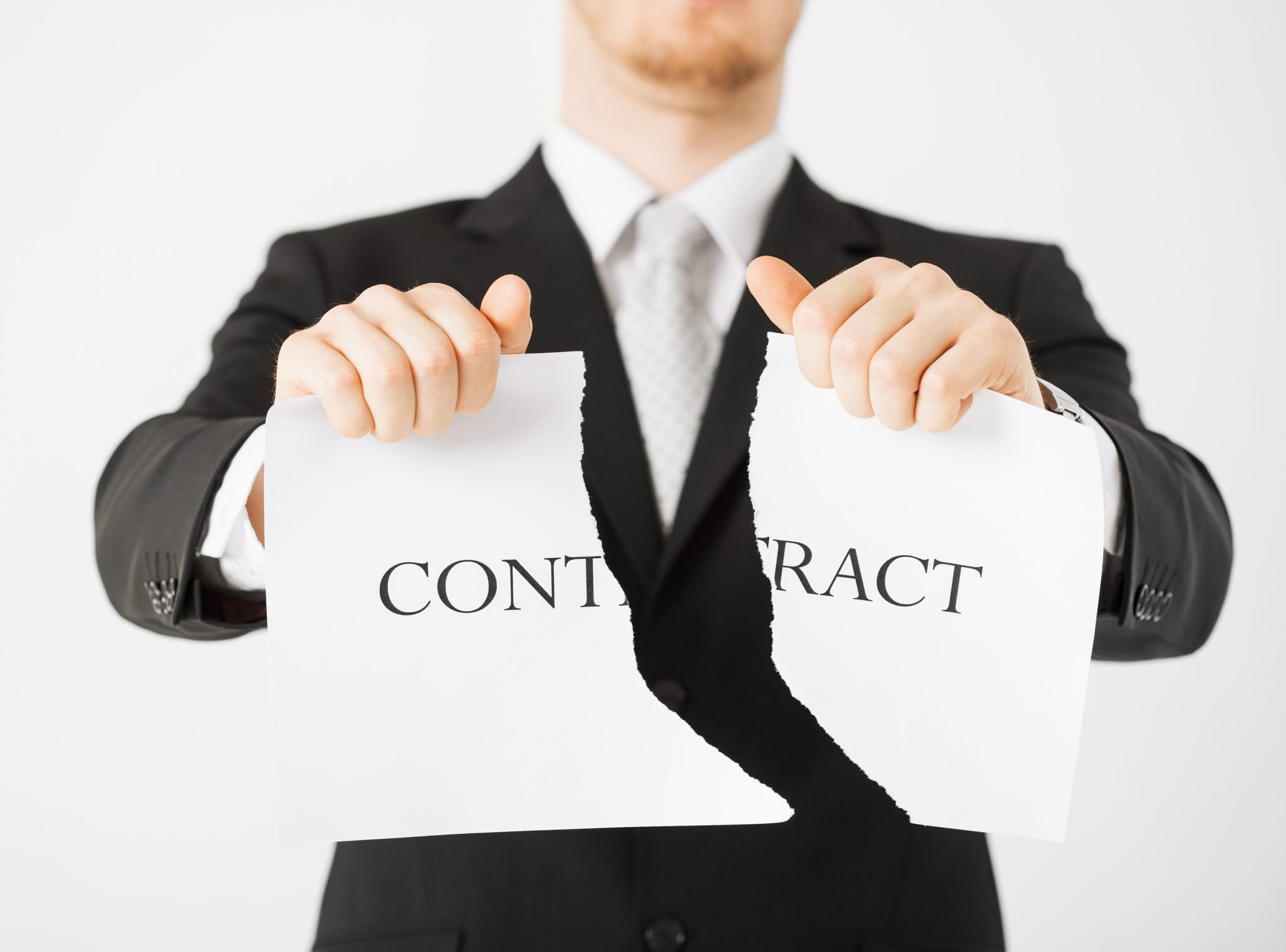 Terminating Contract