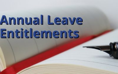 A question of leave entitlement