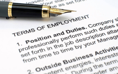 Unilateral Changes to Terms & Conditions of Employment
