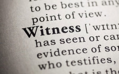 Witnesses a critical part of Disciplinary Proceedings