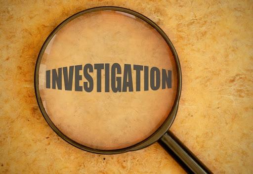 Disciplinary investigations