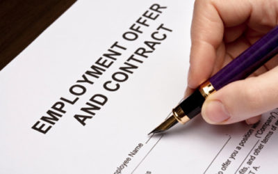 The Importance of the Contract of Employment – Part 1