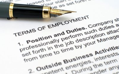 The Importance of the Contract of Employment – Part 3